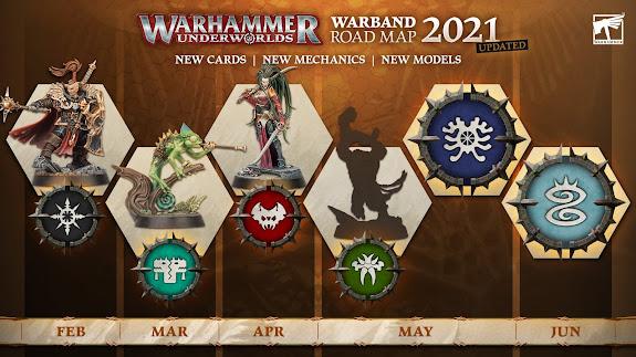 planes 2021 Warhammer Underworlds