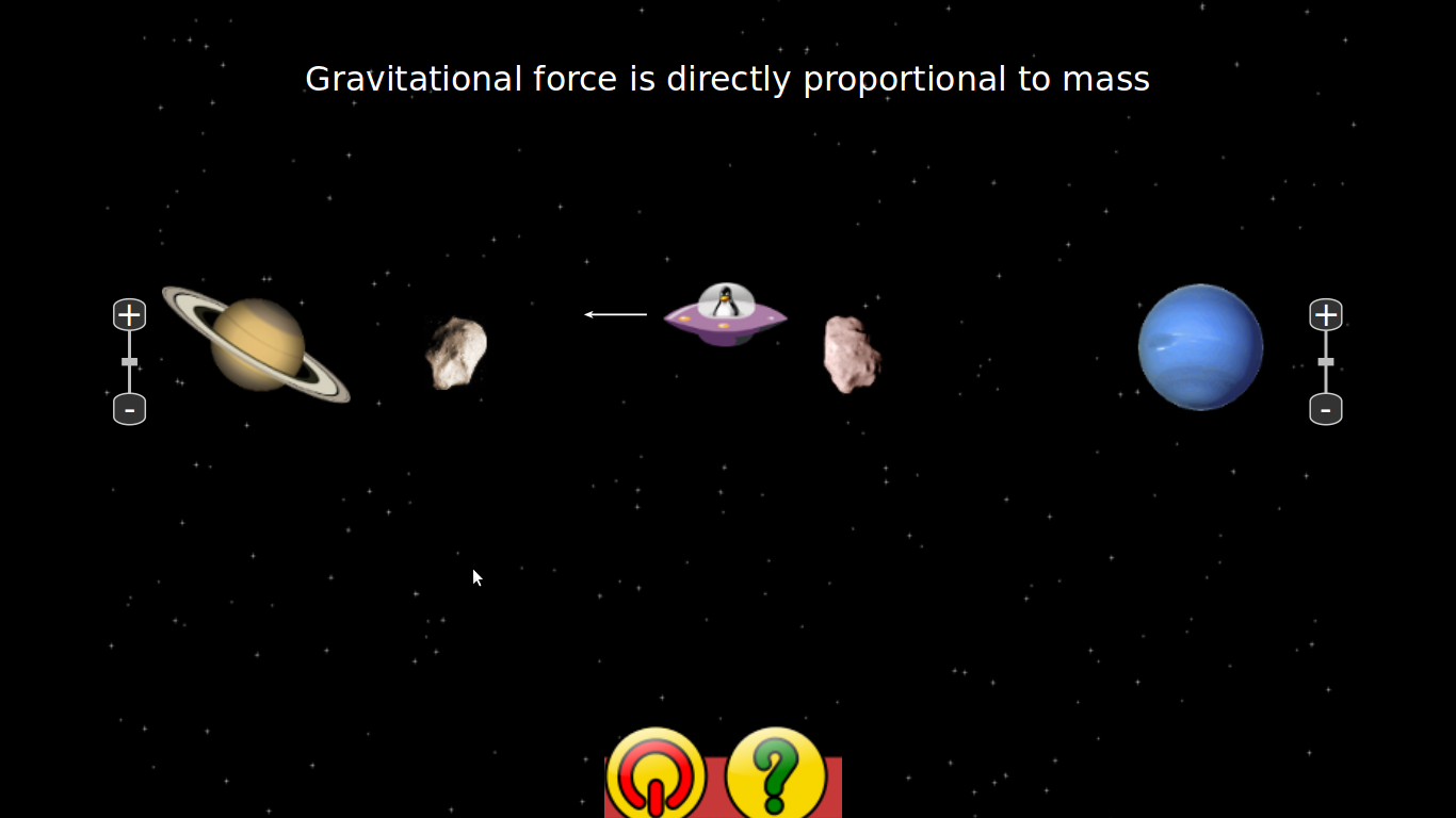 Planets and Their Gravitational Force (page 2) - Pics ...