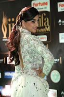 Poonam Kaur in Beautiful Floor Length Gown at IIFA Utsavam Awards 2017  Day 2  Exclusive 05.JPG