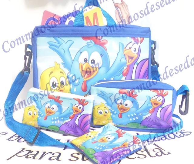 Lindos Kits de bolsas personalizadas para festas eventos e presentes