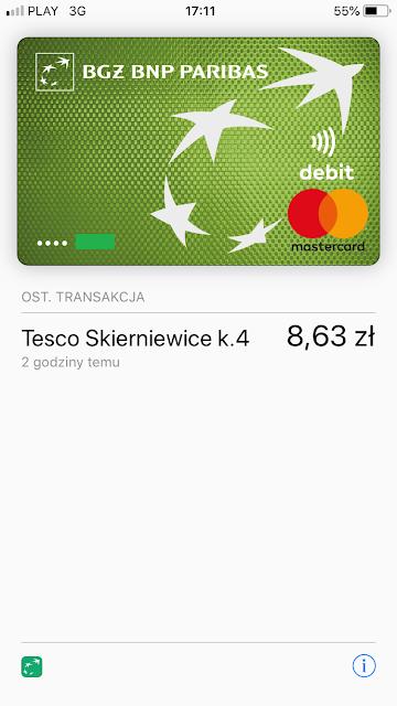 Płatności Apple Pay