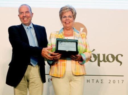 Διάκριση της εταιρείας ΑΤΤΙΚΗ-ΠΙΤΤΑΣ στα «Βραβεία Ποιότητας Γαστρονόμου 2017»!