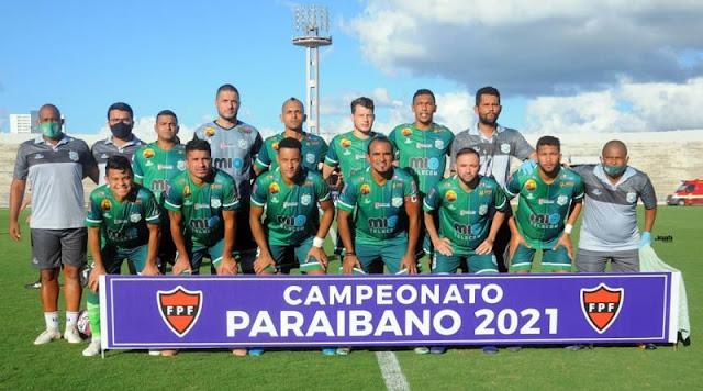 Após derrota para o campinense, seis jogadores são dispensados do Nacional de Patos