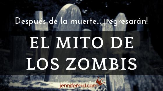La mitología de los zombis: ¿Existen? ¿Cuál es su origen?