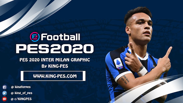 PES 20 Inter Milan Graphic For PES 2017 By KING-PES  [ LINK ]