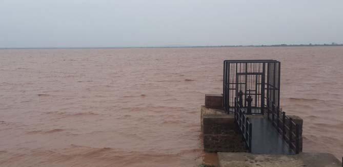 Thoriyali Dam