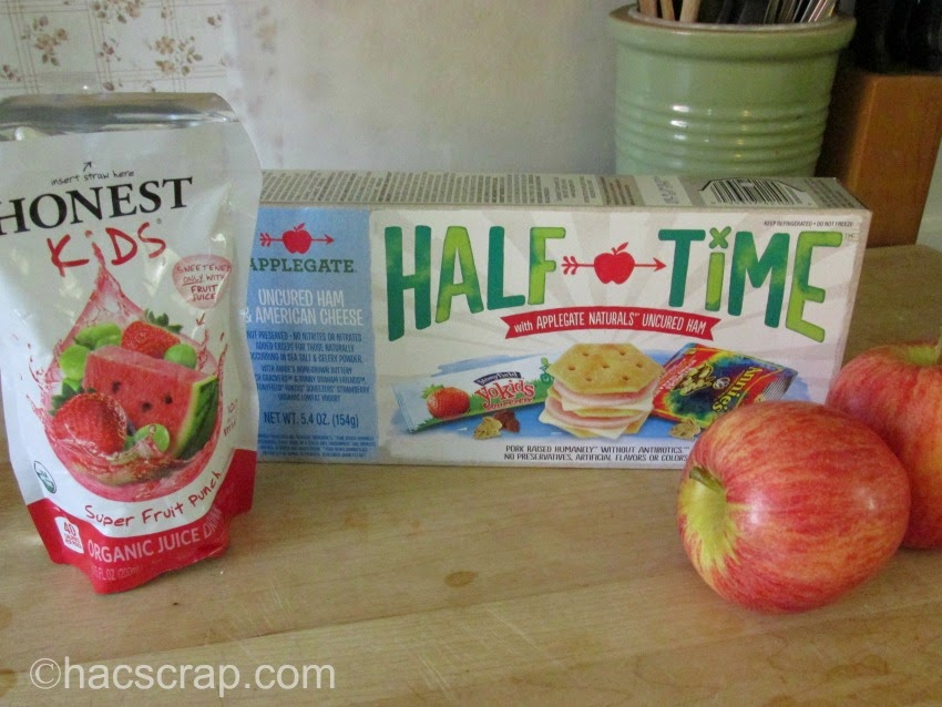 Half Time Lunch Kit from Applegate