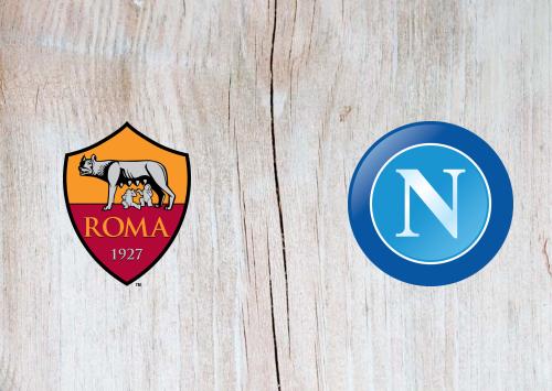 Roma vs Napoli -Highlights 21 March 2021
