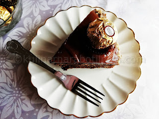 Торта Фереро Роше - рецепта