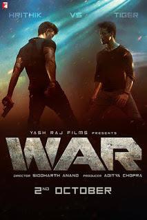 WAR full movie download 720p