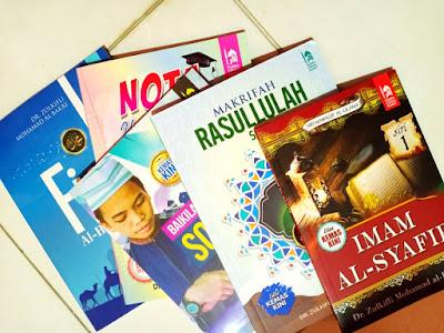 Beli Buku Kombo Mufti Dato' Dr Zilkifli Mohamad al Bakri