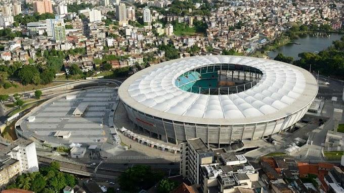 Salvador contará com helicóptero, 56 ambulâncias,  e 'ambulancha' na Copa América