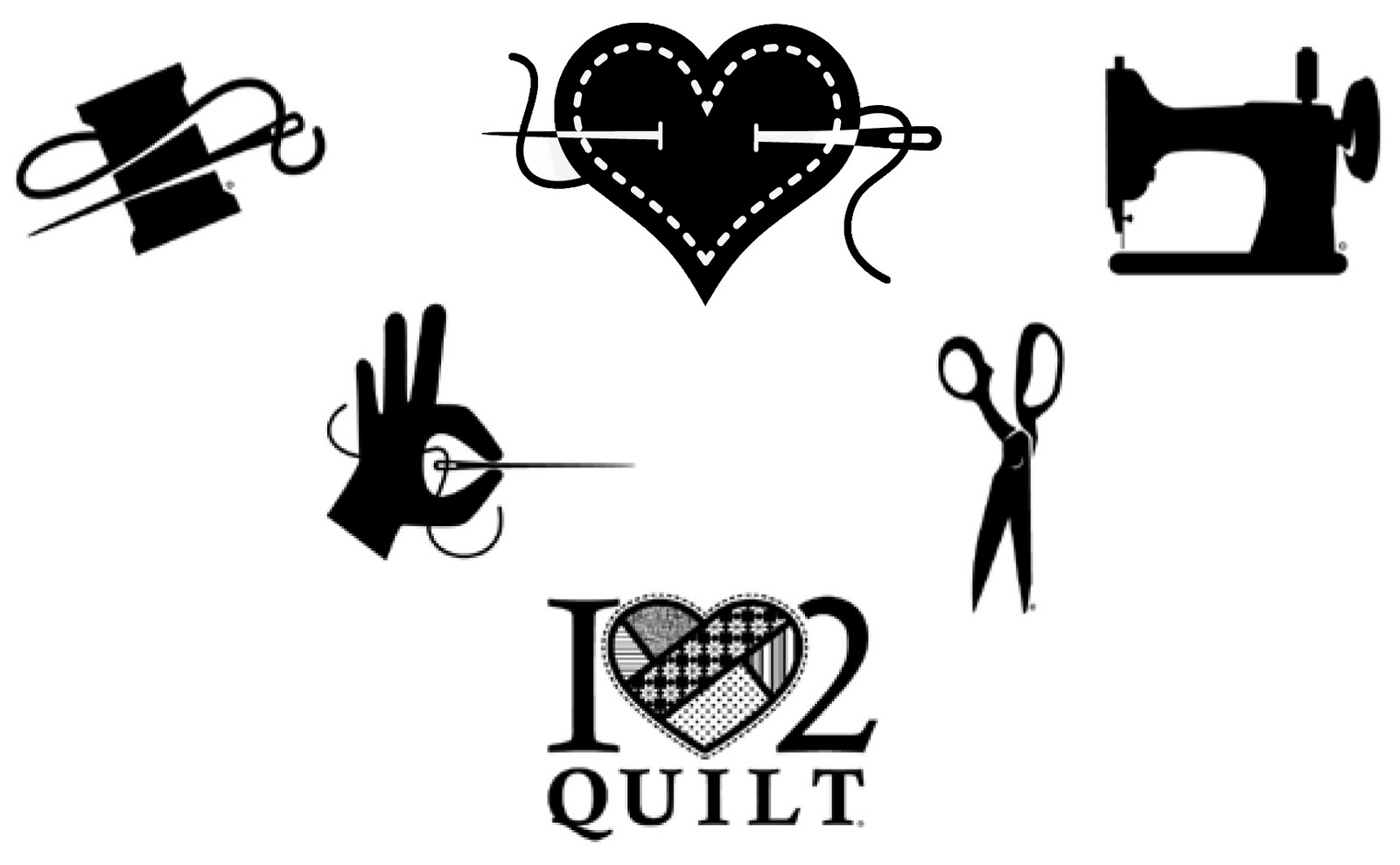 Moda... the Cutting Table: Show Your Love