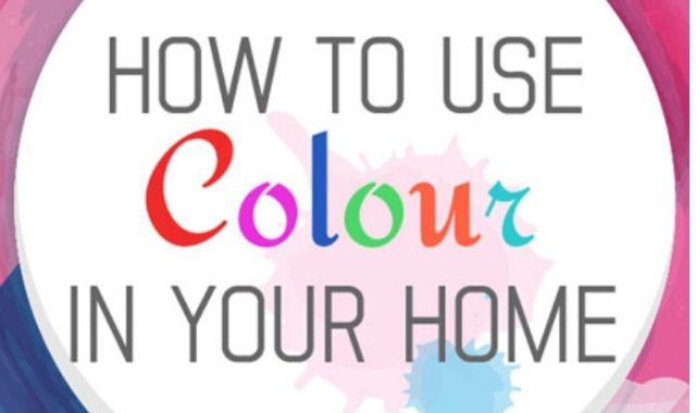 Picking the Right Colours For Your Home