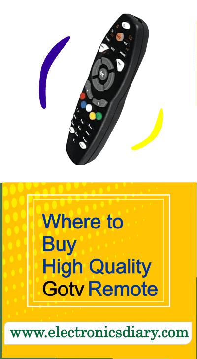 Where to Buy Gotv Remote - Electronics Diary