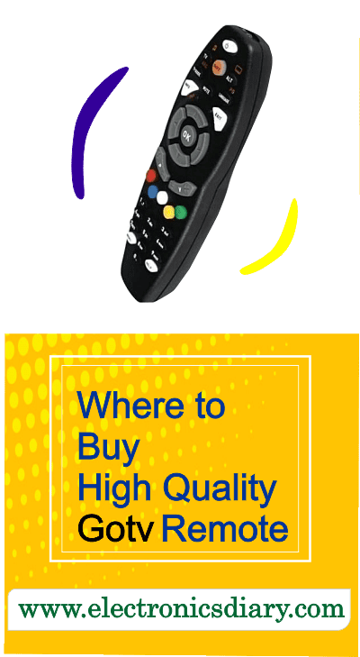 Where to Buy Gotv Remote