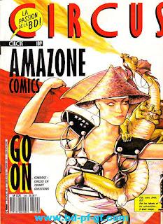 Amazone Comics