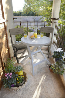Special OFFER £29.99 Allibert Oregon Bistro Set with 2 Tacoma Chairs,