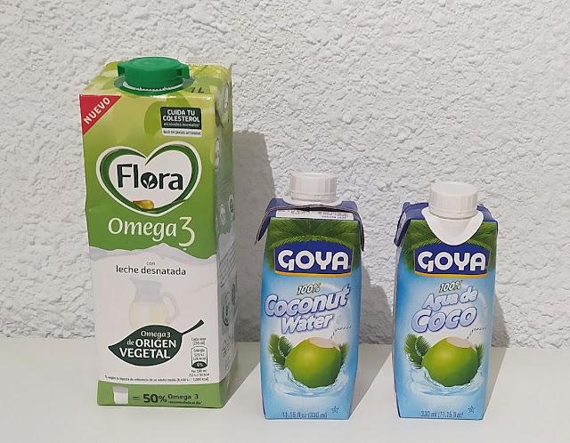 Agua de Coco Goya