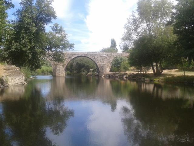 Rio Dão e Ponte Romana