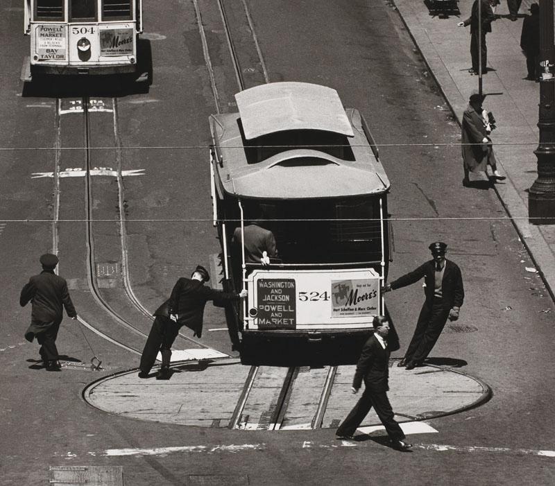 San Francisco 1947 By Max Yavno Vintage Everyday