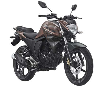 Harga Motor Yamaha Byson FI Terbaru 2018