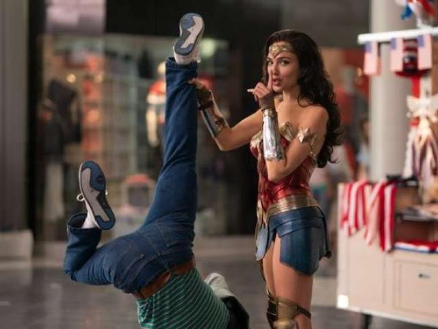 Wonder Woman 1984 Box Office Collection: 122 करोड़... क्रिसमस वीकेंड में 'वंडर वुमन' का बवंडर, पैनडेमिक की बेस्ट ओपनिंग