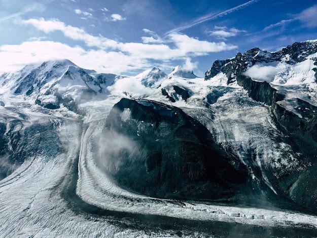 Gornergrat, Zermatt, Švýcarsko