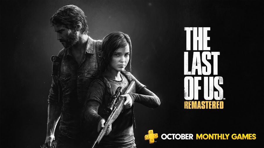 the last of us remastered game ps4 plus naughty dog sony interactive entertainment