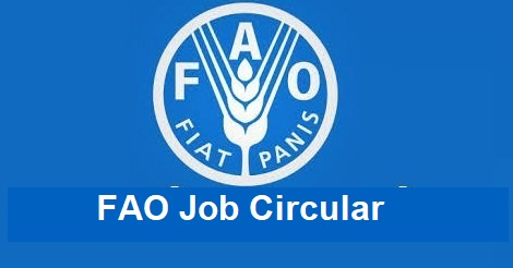 Food and Agriculture Organization of the United Nations (FAO) Job Circular