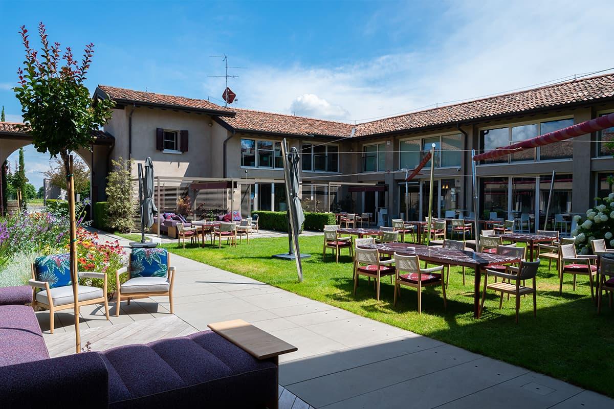 Uffici e ristorante di lusso insieme, Atena Brescia lancia la sua nuova sfida