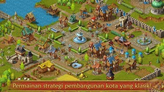 Game Townsmen