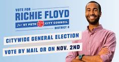 Richie Floyd for St Pete City Council