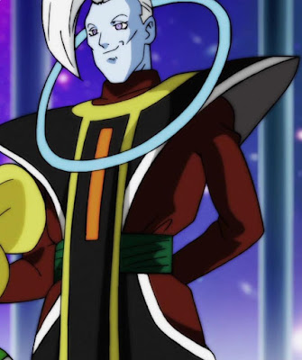 dragon ball super universe 4 angel