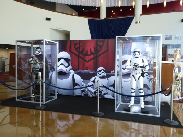 Star Wars Force Awakens Stormtrooper movie costumes