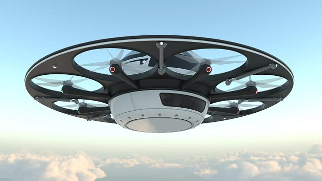 আইএফও ড্রোন (IFO Drone)