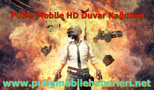 PUBG Mobile HD 4K Duvar Kağıtları