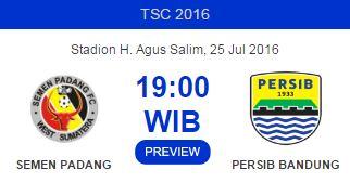 Prediksi Semen Padang vs Persib Bandung
