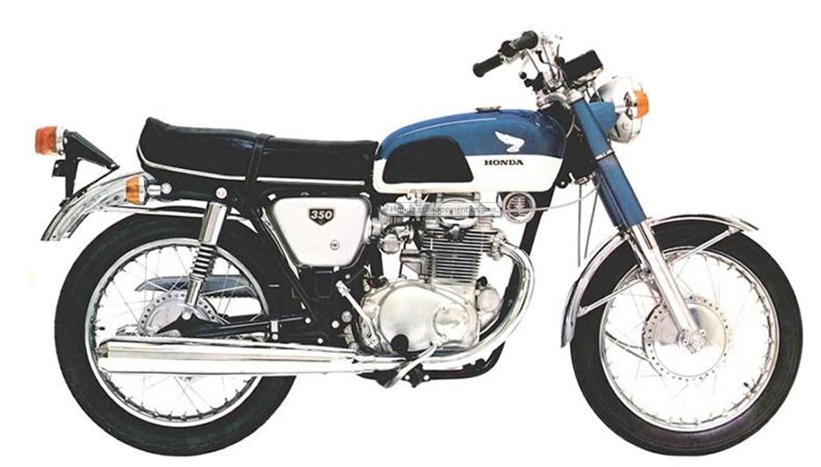 Modifikasi Honda Tiger Menjadi CB Dream Sekilasrodaduacom