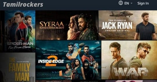 Tamilrockers South Indian Movies Download 2020 in HD
