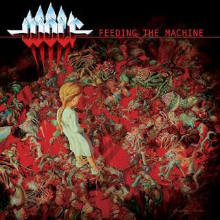 """Το βίντεο των Wolf για το """"Feeding the Machine"""" από το ομότιτλο album"""