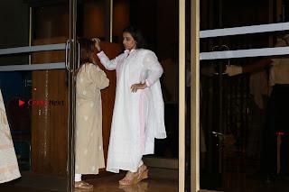 Actress Aishwarya Rai Father Prayer Meet Set 1  0058.JPG
