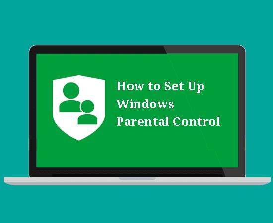 Cara membatasi Aktifitas Pengguna dengan Windows Parental Control