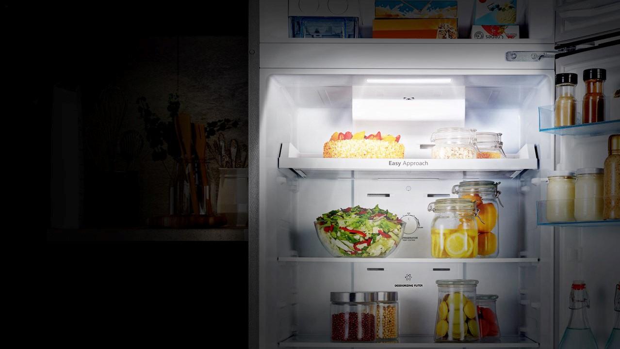 Thêm tiện ích trên tủ lạnh Casper RT-230PB thông minh, gia tăng sự thuận tiện sử dụng
