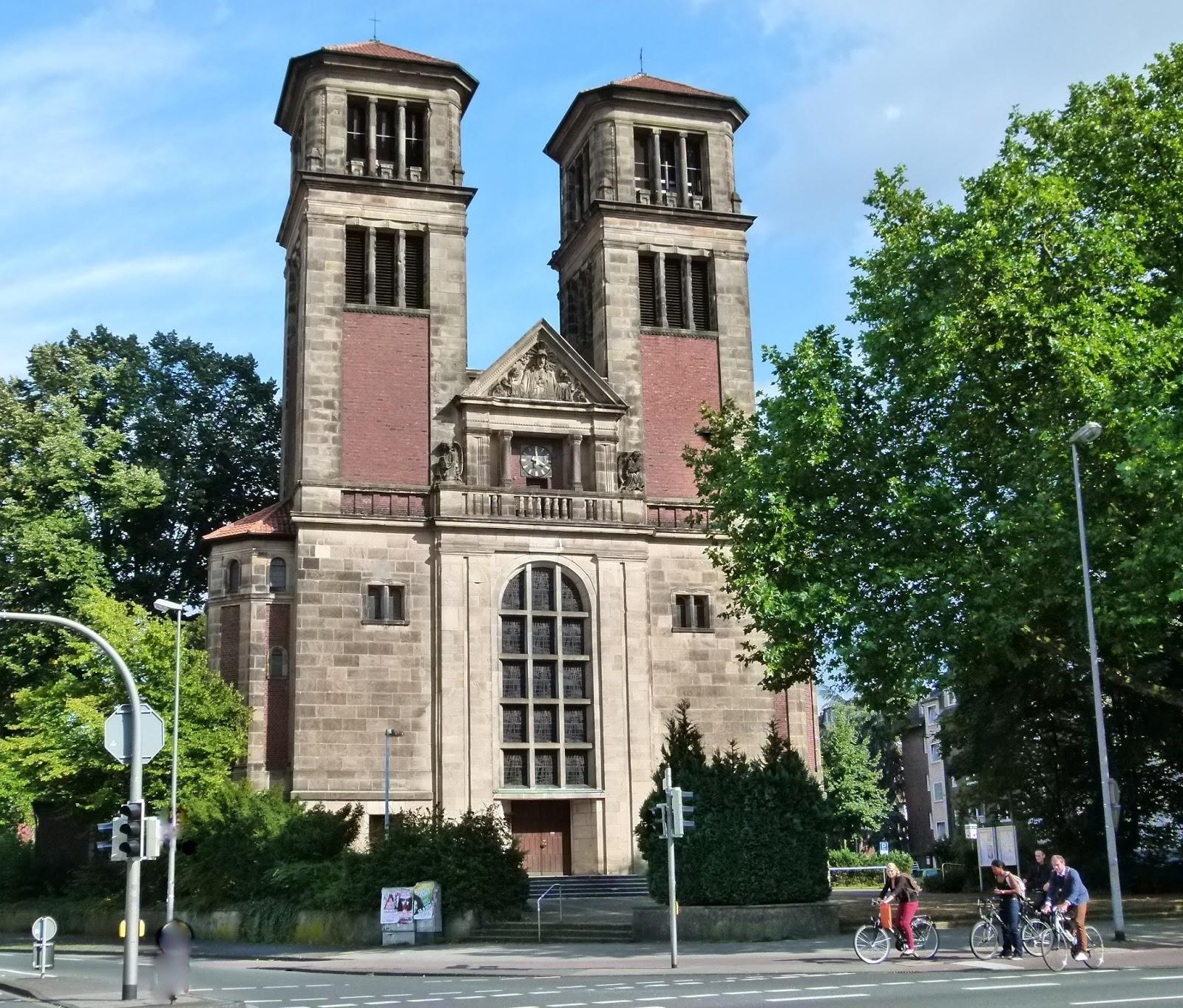 Polska misja katolicka munster
