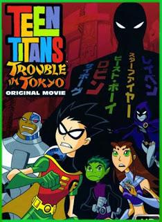 Los Jovenes Titanes: Mision Tokio 2007 | DVDRip Latino HD GDrive 1 Link
