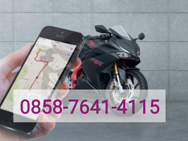 GPS tracker bisa dipasang di kendaraan roda empat, sepeda motor