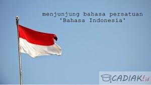 Terlengkap! Perhatikan Contoh Karya Tulis Ilmiah Tentang Bahasa Indonesia