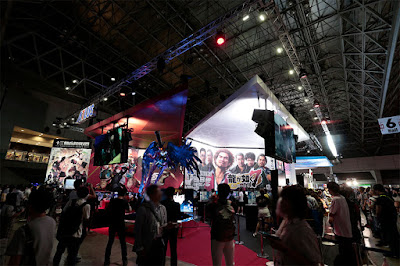 Tokyo Game Show, General Exhibition Area