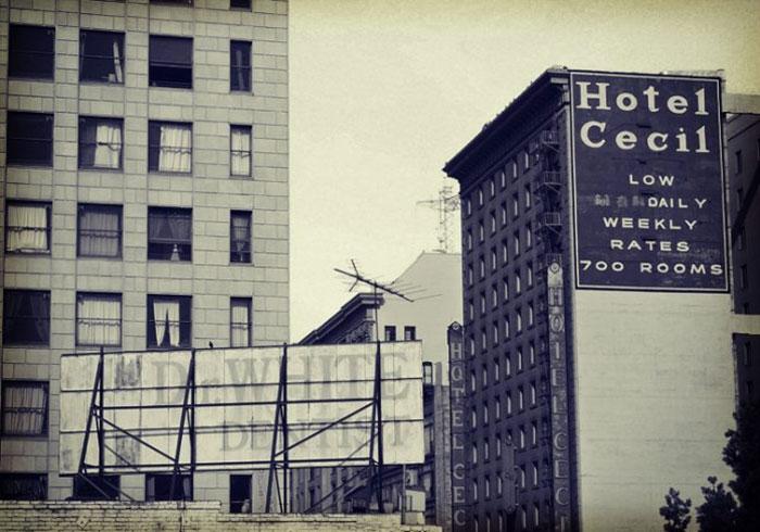 Foto Hotel Cecil